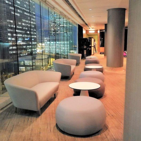 Loop sofa and pix