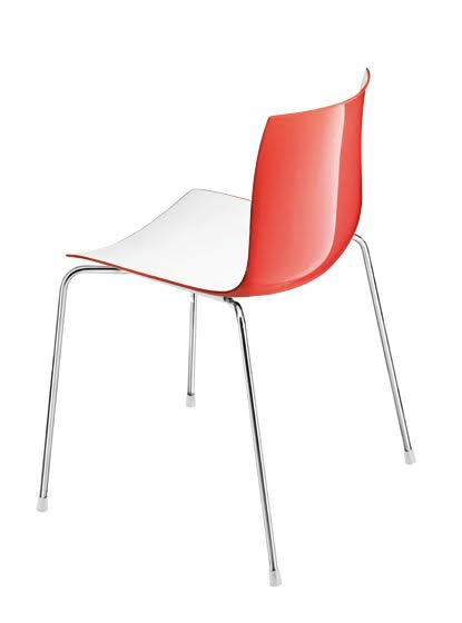 Catifa chair Red