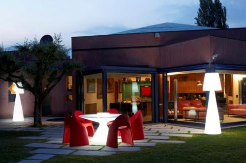 イロコデザインでレンタルできる屋外家具