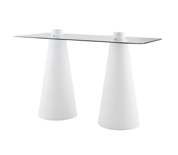 Double Peak High Table