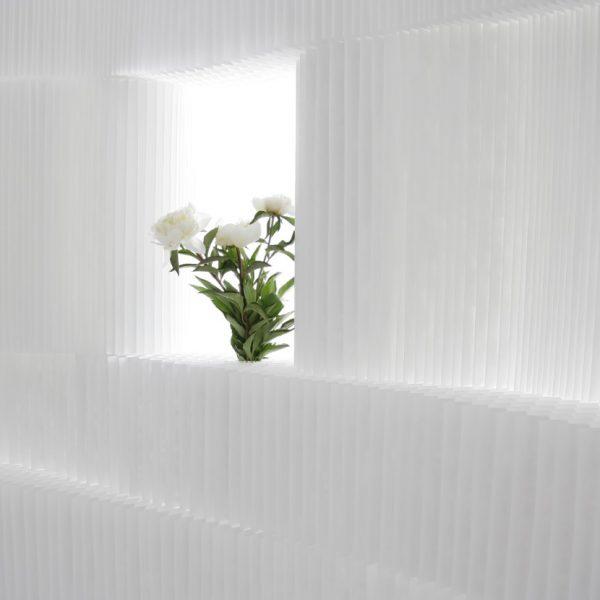 イロコデザインでレンタルできるモダンなパーテーション