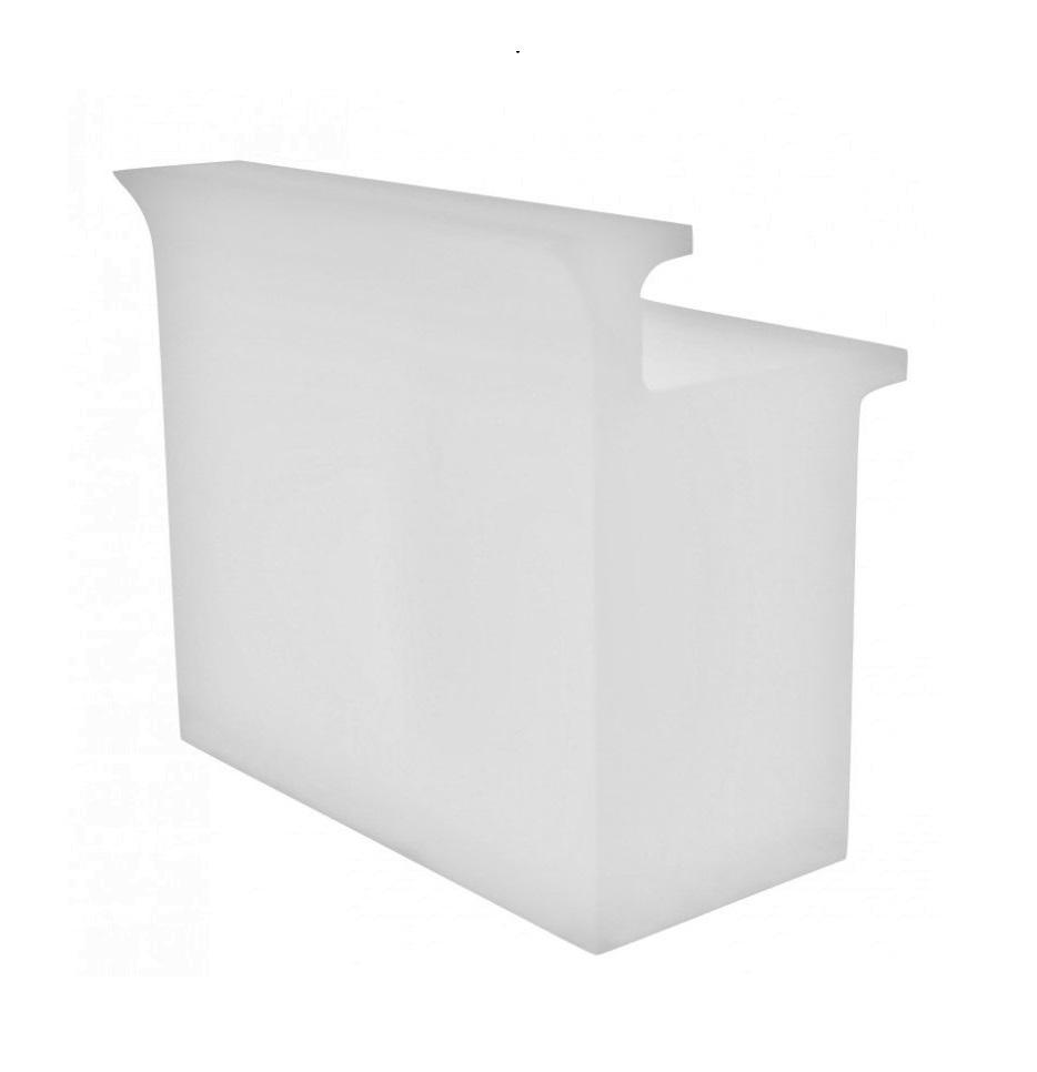 イロコデザインでレンタルできる光るバーカウンター