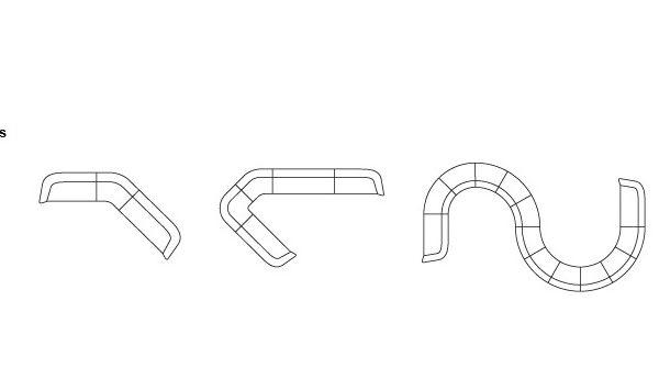 イロコデザインでレンタルできる組み合わせ自由なソファ