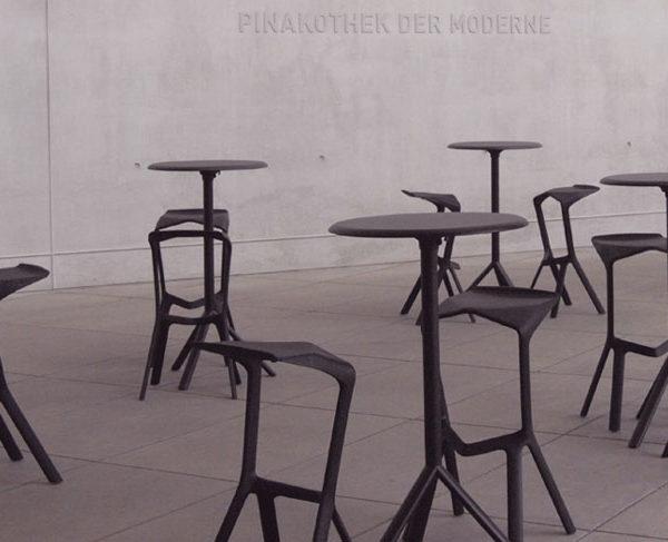 イロコデザインでレンタルできるハイテーブル&ハイスツール