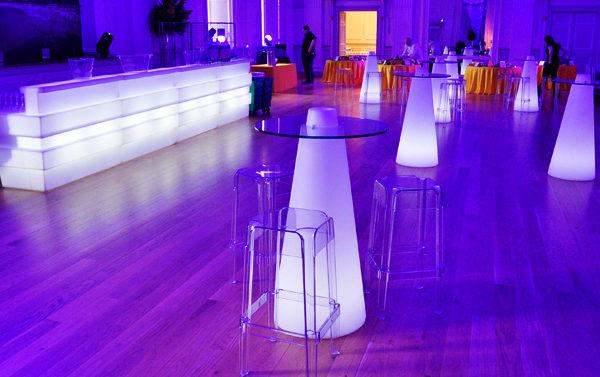 イロコデザインでレンタルできるパーティー家具