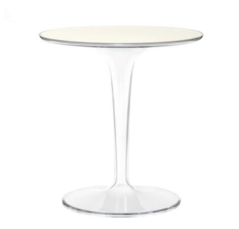 イロコデザインでレンタルできる透明なテーブル