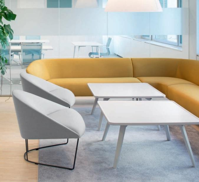 Loop Sofa Gold Amb Irocodesign For Rent