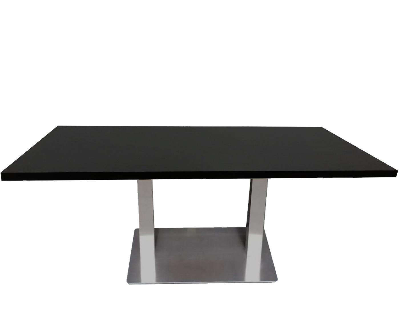 Polar black Dining table_091018